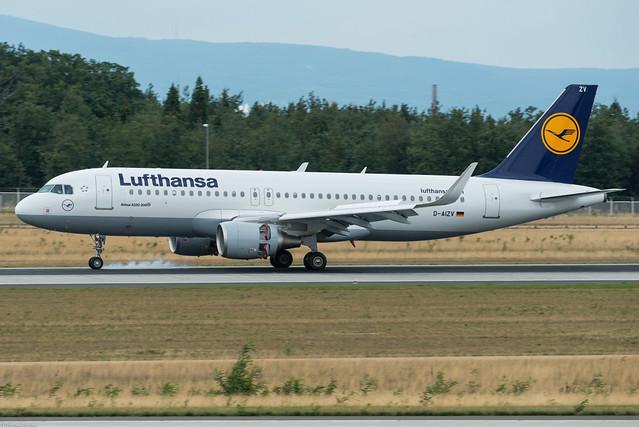 Lufthansa Airbus A320-214(WL) D-AIZV (842209)