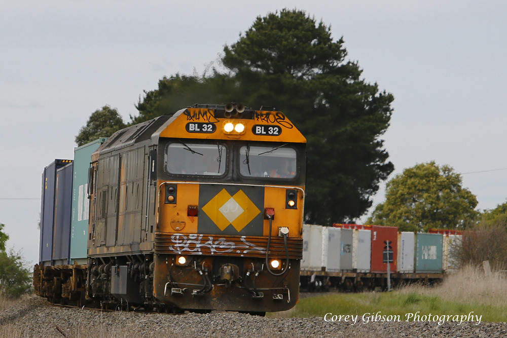BL32 Warrnambool Freight by Corey Gibson