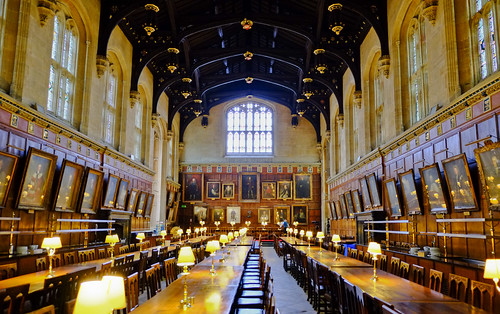 The Great Hall Christ Church _Oxford Open Doors 2013 | by Lilla~Rose