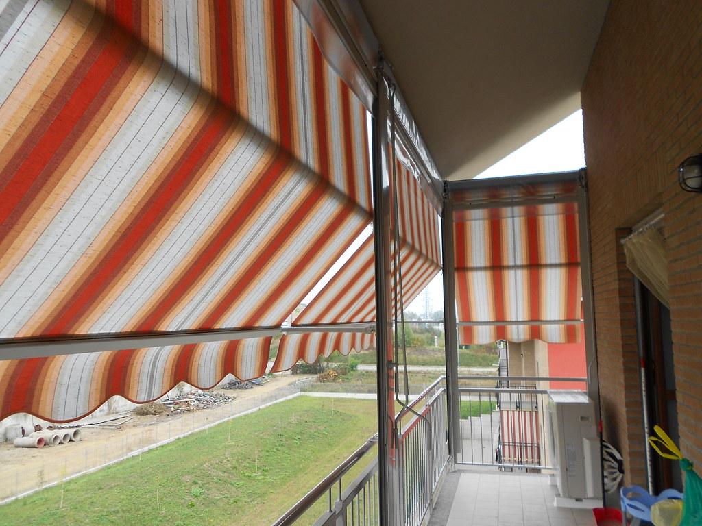 Tenda veranda Torino