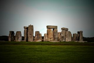 Stonehenge | by Oscar F. Hevia