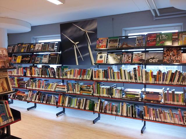 Bibliotheek - Haarlem