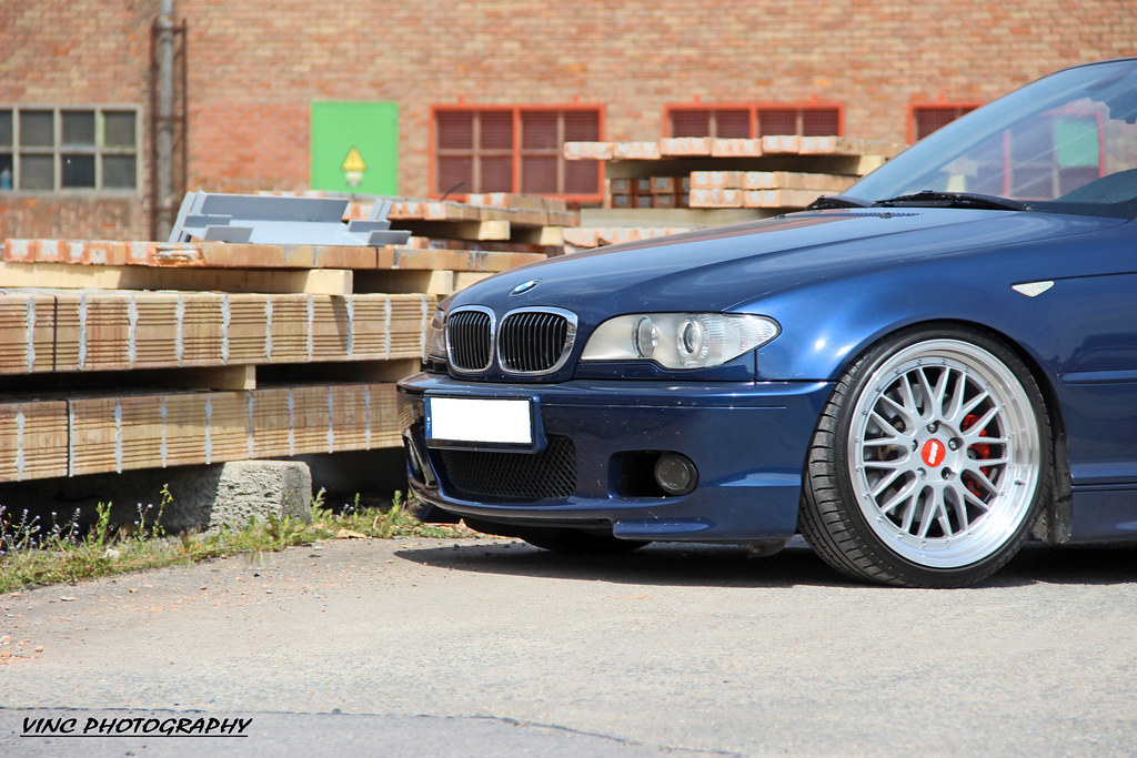 Bmw 330 Ci E46 Cabriolet Pack M Vincphotography Flickr