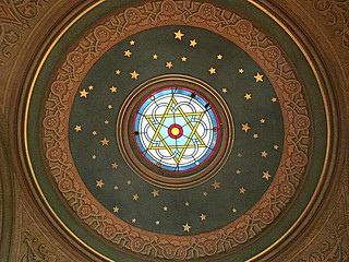Starry dome