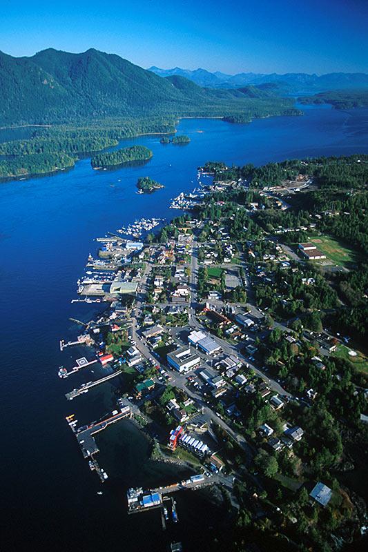 Tofino, Pacific Rim, Vancouver Island, British Columbia