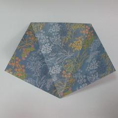 วิธีการพับกระดาษเป็นรูปม้า (Origami Horse) 027