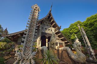 Wat Mok Moli   by thai-on