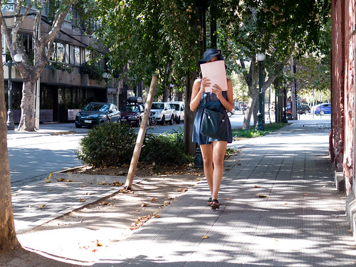 CL Society 334: Walking and reading   by francisco_osorio