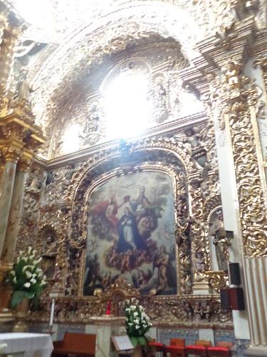 iglesia de los remedios cholula