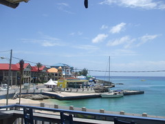 Enjoying the Island Lifestyle at Breezes By The Bay, Grand Cayman, Cayman Islands
