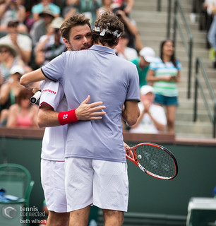 Wawrinka and Federer   by mirsasha