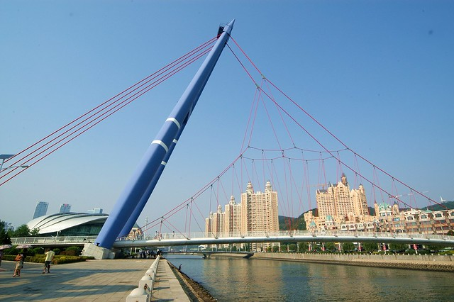 Dalian - Tiaoyue Bridge