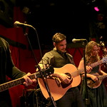 Mon, 02/02/2015 - 8:17pm - The Lone Bellow at Rockwood Music Hall 2.2.15 Photo By: Tim Pierson