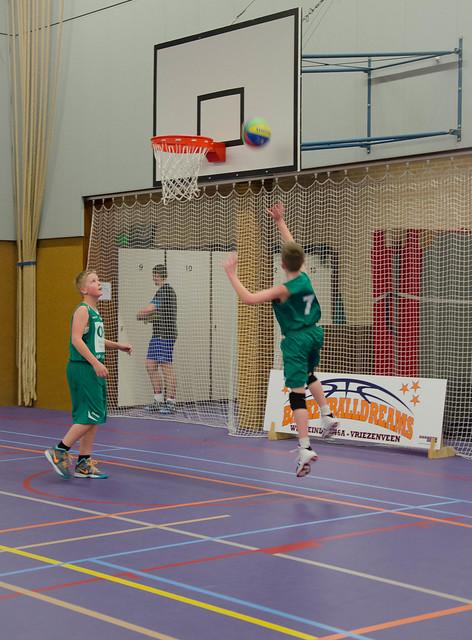 U12 vs Arnhem Eagles