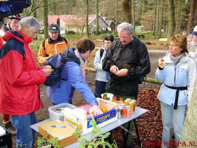 Baarn 40 Km    22-11-2008 (84)