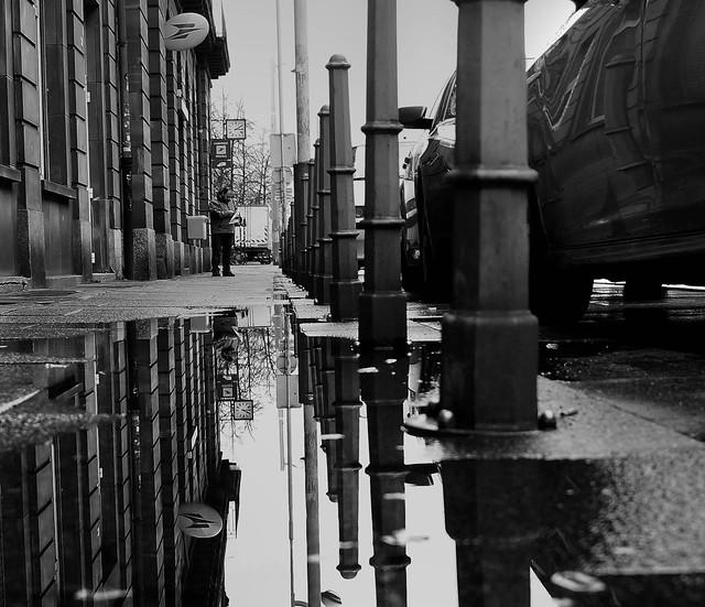 Reflets urbain
