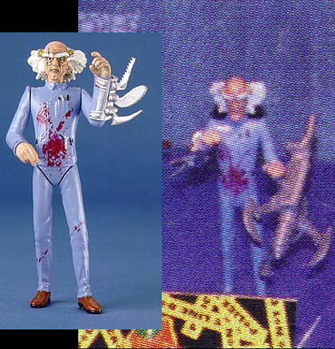LEE'S TOY REVIEW #xx ::  pg.x TOY FAIR '98 - PLAYMATES'S 'ZORRO' & NT: THE NEXT MUTATION. Turtleflage & SHADOW NINJAS / Unreleased 'Dr.Quease' weapons peek  (( xx 1998 )) by tOkKa