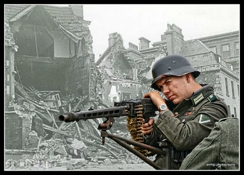 Frontline Sedgefield 1940's