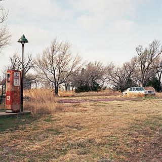 Cadillac, U.S. Route 64, Gate, OK 73844