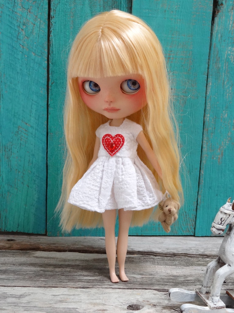 LILLE - a Norwegian little girl | Custom #37 (ADOPTED) Forme
