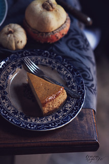 thanksgiving 2013 - pumpkin cheesecake | by Ivana Rosario ·