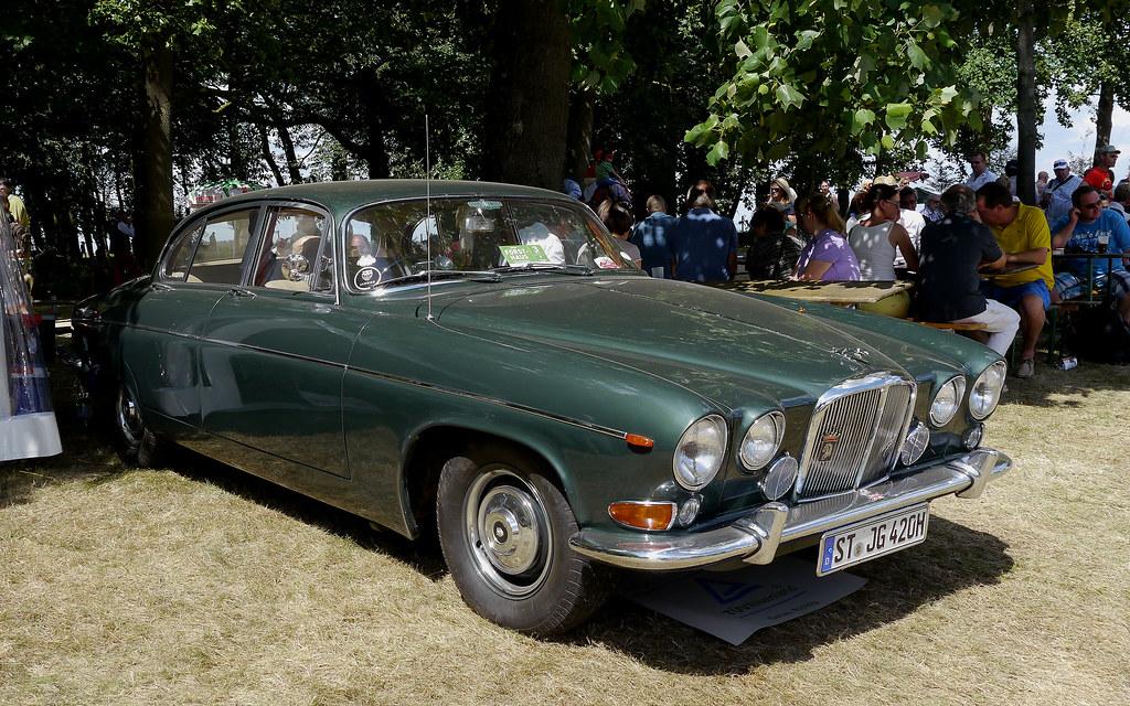 Jaguar 420 G (1966-70) | Opron | Flickr