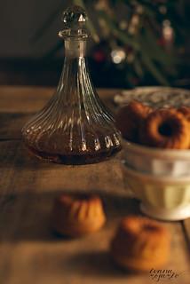 gingerbread mini bundt | by Ivana Rosario ·