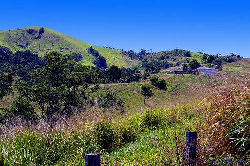 landscape rainforest scenery australia queensland tablelands atherton northqueensland
