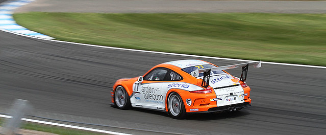 Porsche Carrera Cup  - Donington Park