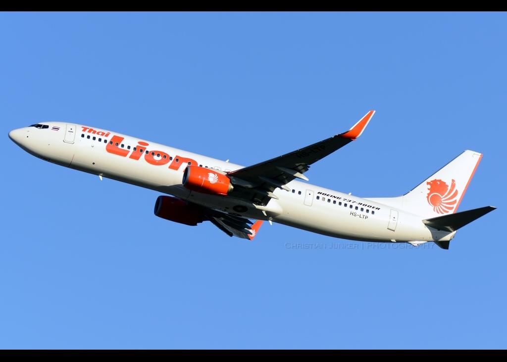 B737-9GP/ER/WL | Thai Lion Air | HS-LTP | CNX