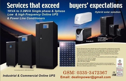Power & Energy Management Solution