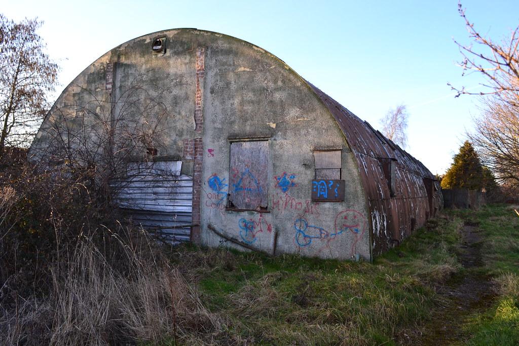 Airmens huts
