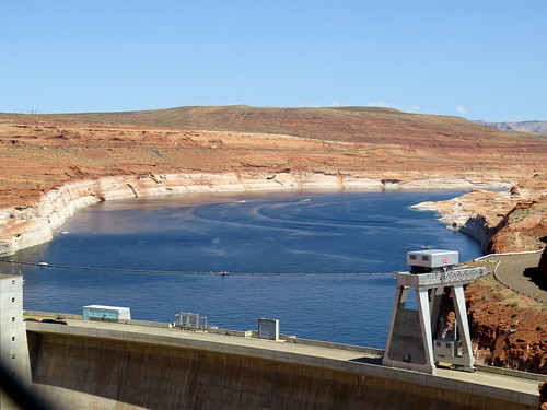 Glen Canyon Dam | by Allen Gathman