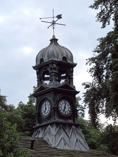 Gledhow Hall Stables clock