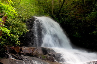 Laurel Falls - Great Smoky Mountains National Park | by danjdavis
