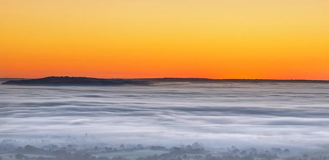 Misty Dawn Dream