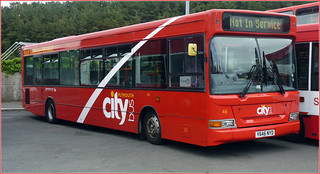 Plymouth Citybus 046 Y646NYD | by didbygraham