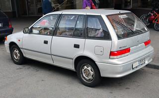 2000 Suzuki Swift 1.3 GLX 5-door