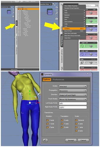 How to make poses in Second Life, part 2 / mirror | by gogolita