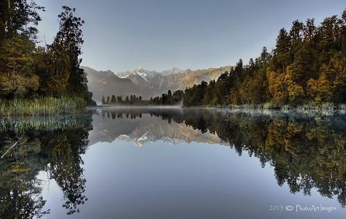 mountains lakematheson nzsouthisland photoartimages