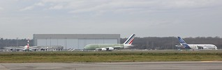 Taxiing msn117 F-WWSV 16/1/2014 | by A380_TLS_A350