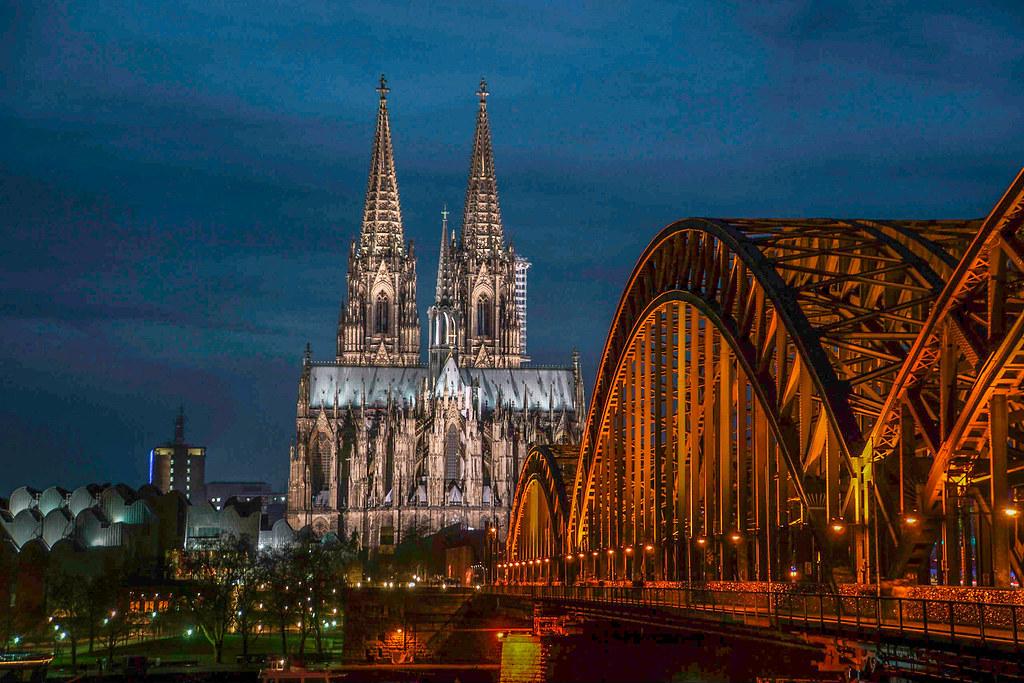 Kölner Dom Live-übertragung