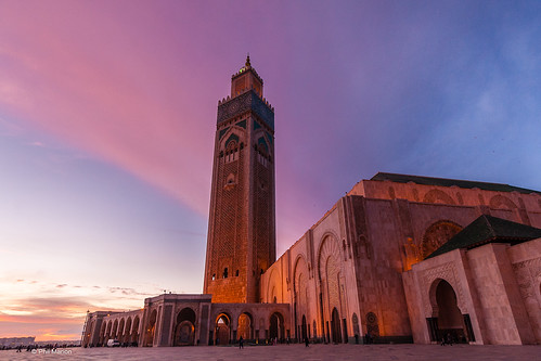 King Hassan II mosque - Casablanca, Morocco | by Phil Marion (176 million views - THANKS)