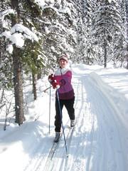Wm A Switzer PP - Skiing