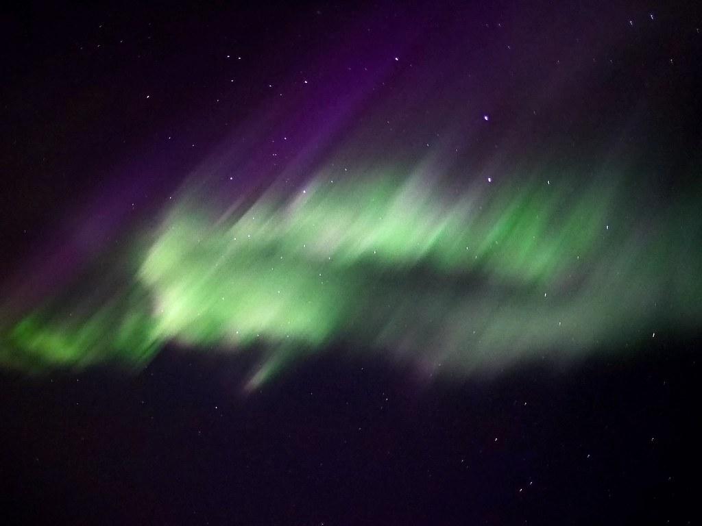 Southern ocean Aurora