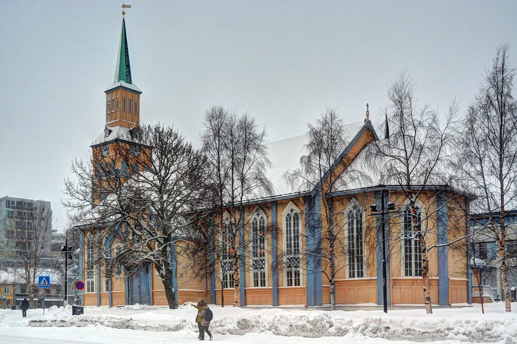 Tromso Cathedral / Tromsø domkirke
