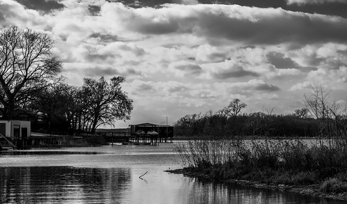 sky blackandwhite lake clouds landscape texaslakes blackandwhitesky lakeworth lakelandscapes