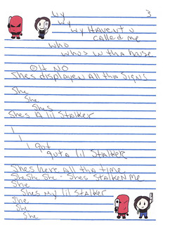 Shes My Lil Stalker  Mason Valentine Pee Wee Kid Song Rap Lyric Book 1 Music Poetry Rhymes Riddles Cartoon Comic Anime Chibi Manga SD Art Music Song Book Lyrics Musical Poetry Manhua Japanimation Hip Hop Rap Super Deformed Animation Record Album Toy Kodo | by tedlawrey1
