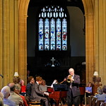 Concert with Crispian Steele-Perkins at ArtsatBarts
