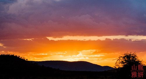 Sunset on the Serengeti | by DragonSpeed